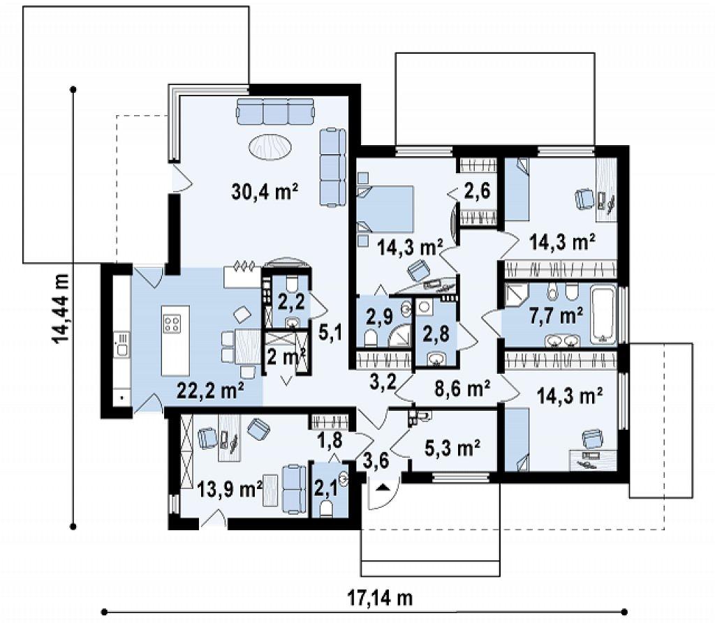 Niza Plano Casa